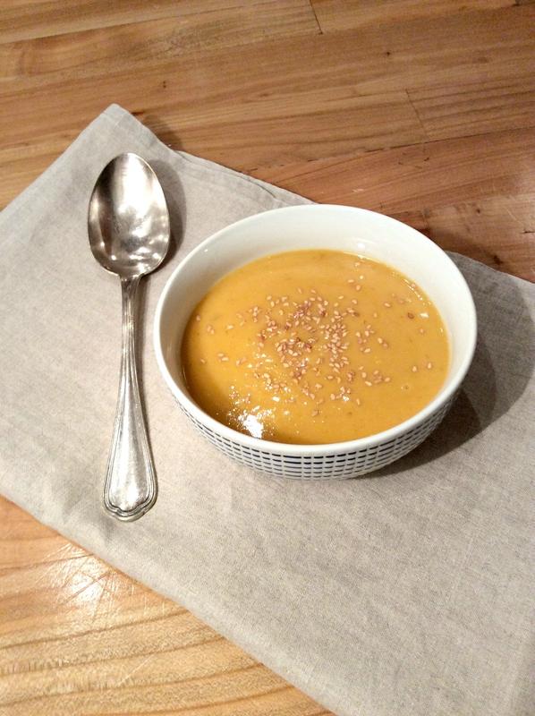 DIY recette soupe