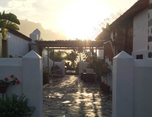 Tenerife Hacienda de las cuatro ventanas hotel playa del socorro