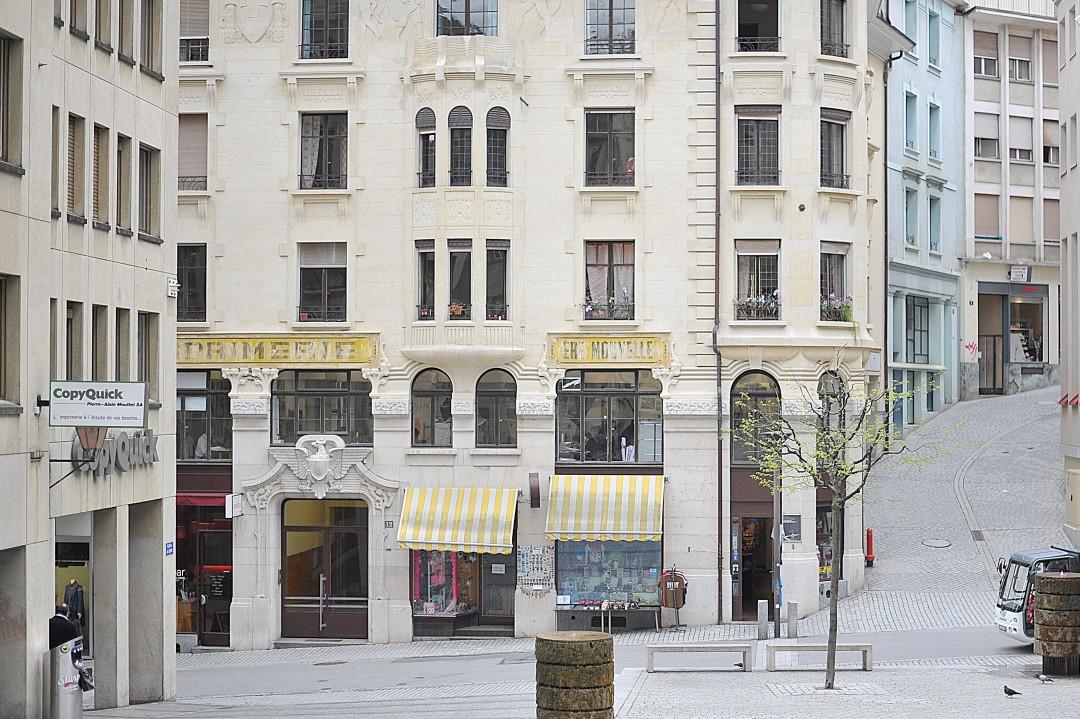 Malyslon - Lausanne