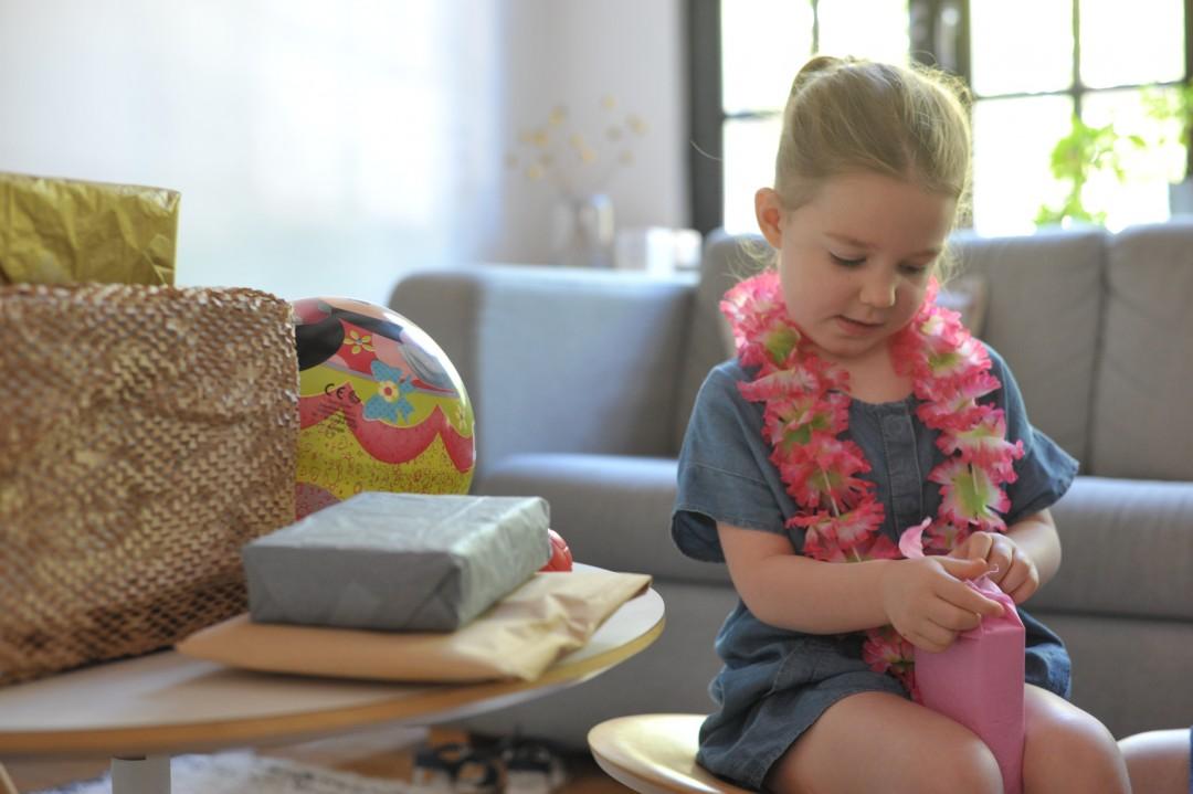 Malyslon - 4 ans Lina