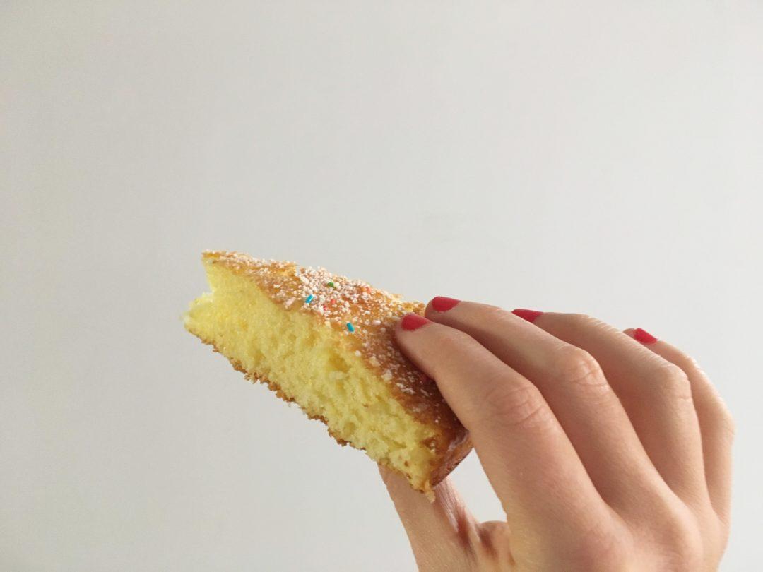 Malyslon - Gâteau au yaourt