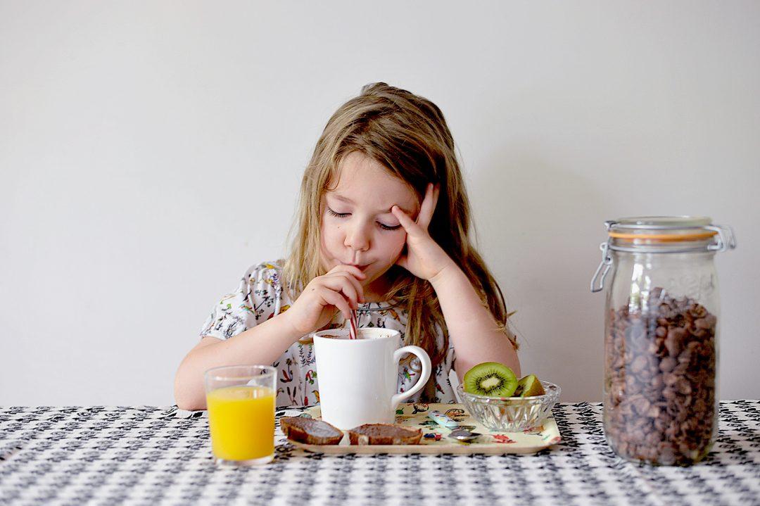 Malyslon - Petit déjeuner : 5 astuces pour que les enfants mangent le matin